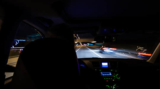 Driving Under the Influence – DUI